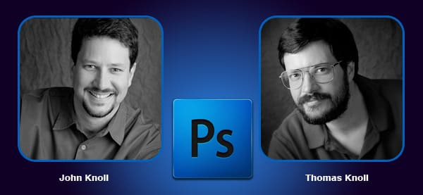 Thomas & John photoshop
