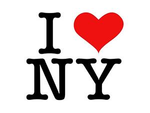 I ♥ NY logo